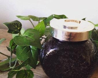 Terra Euphoria exfoliating & nourishing coffee facial scrub