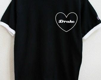 Drake Ringer Tee Shirt