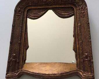 Mirror Sculpture Metropolitan Opera House by Neal Martz