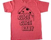 Pizza Foodie Slice Slice Baby Men's t-shirt