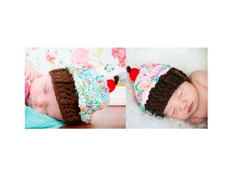 Crochet Baby Twin Hats, Twin Hats, Crochet Twin Set, Crochet Baby Hats, Baby Twin Set, Twin Baby Hats, Baby Twin Clothes, Girl Accessories