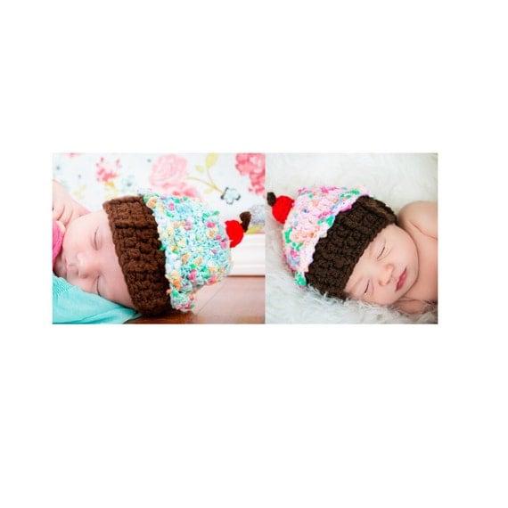 Crochet Baby Twin Hats Twin Hats Crochet Twin Set Crochet