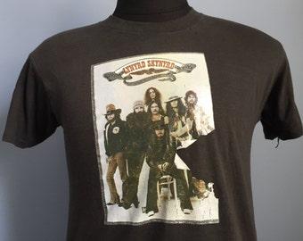 70s Vintage Lynyrd Skynyrd T-Shirt - MEDIUM