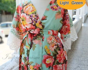 Maternity Hospital Gown, Snaps down Front and Back gown delivery Maternity Robe,  breastfeeding, Robe Pregnant, Labor Gown, Delivery gown