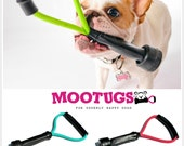 Upcycled Rubber Tug of War Dog Toy | Cow Milking Tube Dog Toys