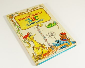 The Sesame Street ABC Storybook - 1974