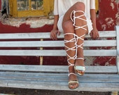 Chic Gladiator Sandals. Custom Color. Calliope 04 NEW