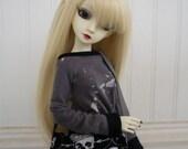 Skull Messenger Bag for Minifee/MSD Slim
