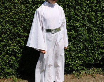 Children's Princess Leia costume handmade to order in all sizes