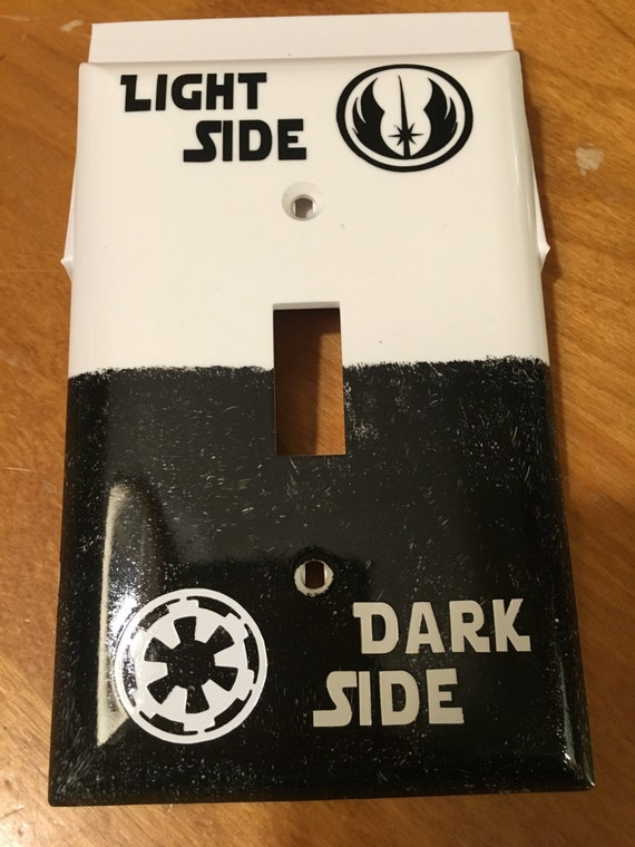 Star Wars Inspired Light Switch Cover By Makersgonnamake