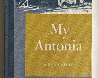 a summary of my antonia by willa cather My love for willa cather grows with every novel of hers i read my antonia is a  remarkable book, about much more than pioneers and prairies.