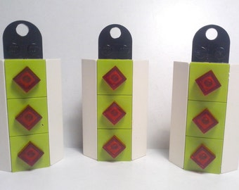 Lego Christmas Ornaments x 3 - @ Christmas Decorations @ Ornaments for Christmas Tree