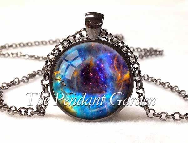necklaces etsy nebula - photo #29