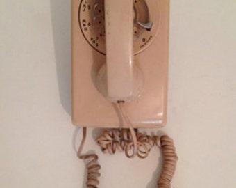 Téléphone murale Vintage