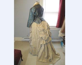 Bustle Dress