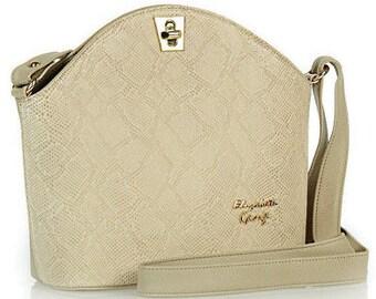 Leather Handbag, Women Purse, Leather Shoulder Bag, Vegan, Gift