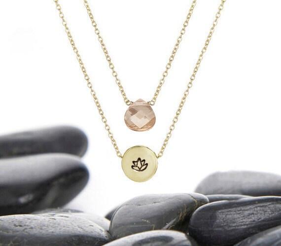 Lotus, Lotus Flower, Necklace, Jewelry, Yoga, Lotus ...