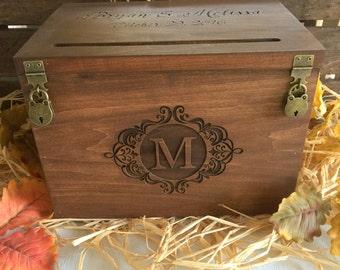 Card Box, Large, Wedding Card Box, Personalized Card Box, Event Cardbox,Gift Card Box, Wedding Gift Box, Money Box, Memory Box