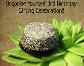 Orgonite Gifting Special - Orgonise Yourself 3rd Birthday Celebration Pucks - Max one per person/order