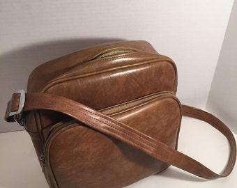 Fantastic Vintage Overnight Bag
