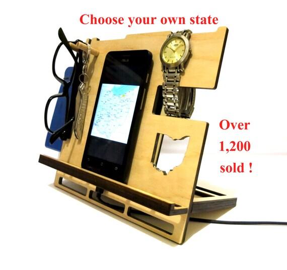 geschenk f r m nner telefonhalter tablet halter ipad. Black Bedroom Furniture Sets. Home Design Ideas