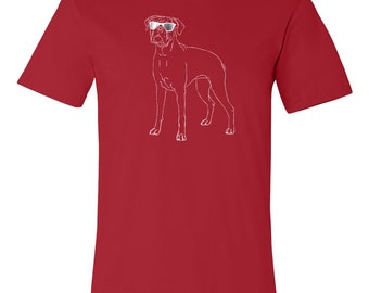 Boxer Shirt, Dog