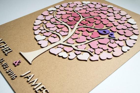 Árbol de los deseos muy romántico 1