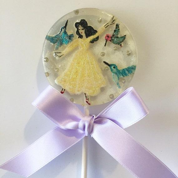 1 Hummingbird Dancer Lollipop
