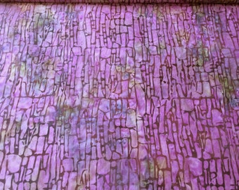 Hand Dyed Island Batik KT02 C1 patchwork & quilting fabric