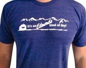 Edmonds mens shirt. It's an Edmonds kind of day!  Washington t-shirt.