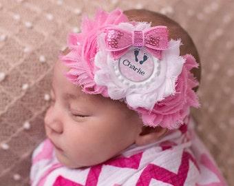 Newborn Headband, Newborn Head Band, Baby Headband, Newborn Headband Bow, Infant Headband, Infant Head Band, Baby Girl Headband