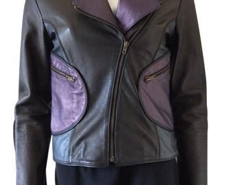 Callaghan Vintage Leather Jacket