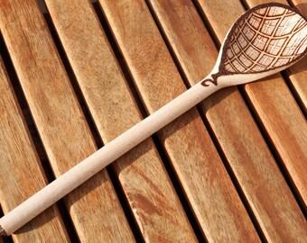 Zendoodle Wooden Spoon
