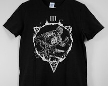 Dark Souls Shirt - Mens Video Game Shirt or Unisex Available Sizes - Dark Souls Tee