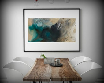 Superior Wall Art Print Large Canvas Abstract Art Abstract Print Large Prints  Livingroom Print Office Decor Bedroom