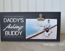Popular Items For Daddys Fishing Buddy On Etsy