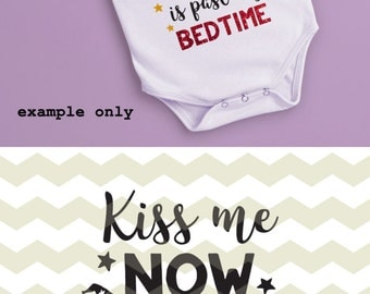 Kiss me now midnight is past my bedtime, happy New Year girls digital cut files, SVG, DXF studio3 files for cricut, silhouette cameo, decals