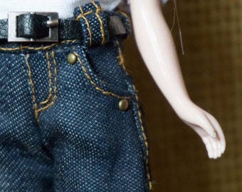 Blythe jeans for cotton fabric