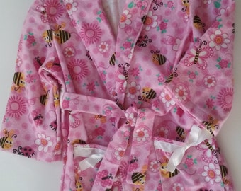 Toddler Girls' Robe