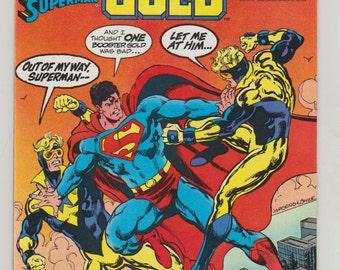 Booster Gold; Vol 1, 23, Copper Age Comic Book. NM.  December 1987.  DC Comics