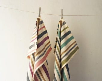 Organic Cotton Kitchen Towels
