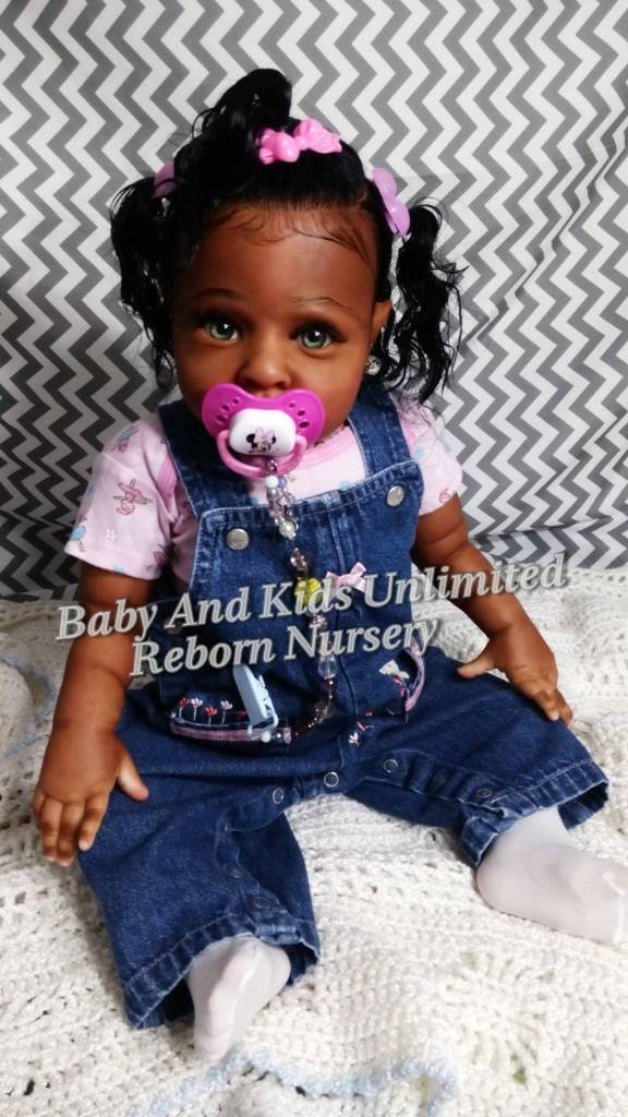 Aa Reborn Babyafrican American Biracial Made To Order