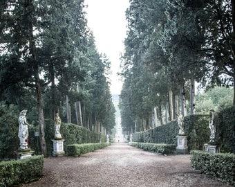 """Florence Photography, Italian Art, """"Giardino di Boboli"""""""