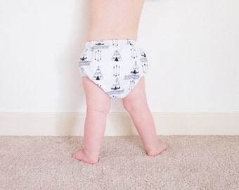 Bloomers/Black/White/Baby boy clothes/Baby shower gift/Baby girl clothes/Photo prop/Arrows/Diaper Cover/Newborn/Hipster baby clothes