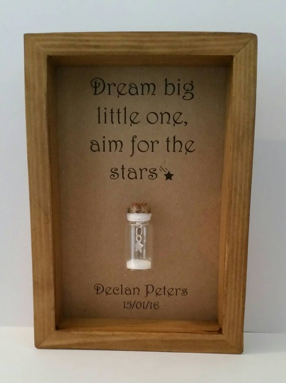 Personalised new baby gift christening gift by undertheblossomtree - Gifts for baby christening ideas ...