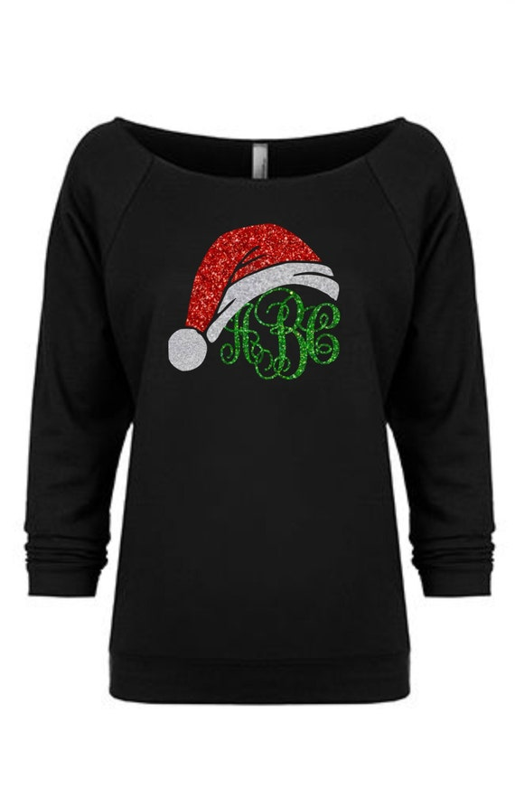 Women 39 s christmas sweater christmas shirt by lollipopclothing for Holiday t shirt bags