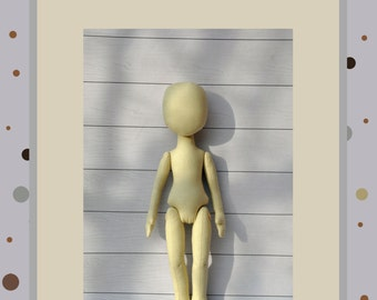 PDF, Mary Doll,  Cloth Doll Pattern,PDF Sewing Tutorial,Soft Doll Pattern