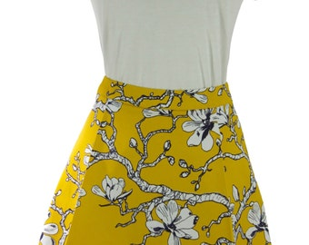 The A-line Skirt - Magnolia