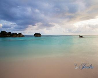 Paradise Rock ~ Bermuda, Pink Sand, Artwork, Beach, Wall Art, Coastal, Home Decor, Ocean, Seascape, Tropical, Fine Photo Art, Holiday Gifts