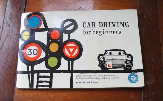 1960 1st edition paperback car driving for beginners by rac registered motor schools. Black Bedroom Furniture Sets. Home Design Ideas